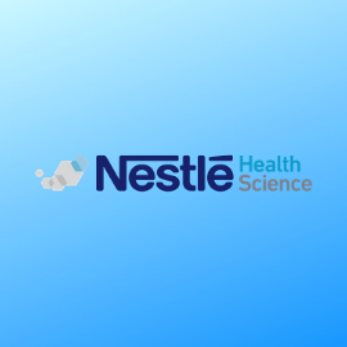 Logo Nestlé Health Science