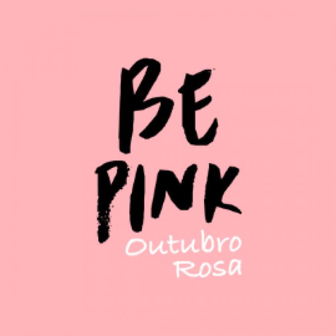 logo Be Pink 2018